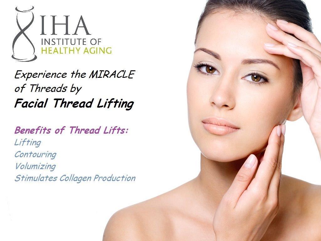 facial threads - advert