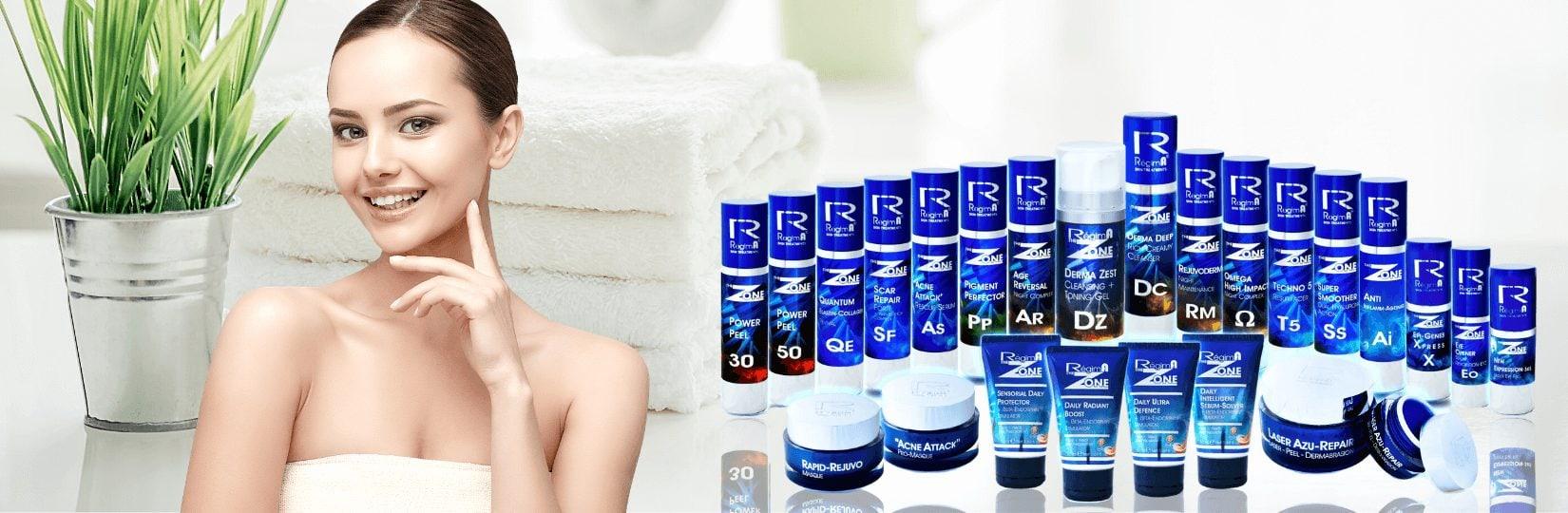 RegimaA product range